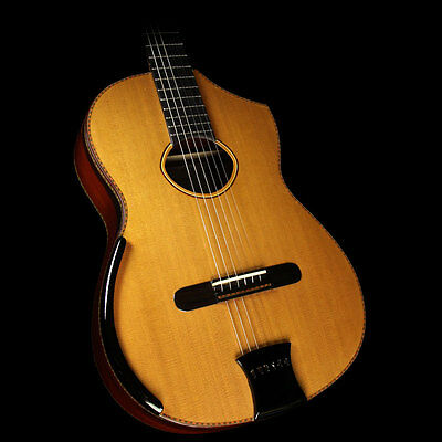 Used 2009 Bellucci Grand Concert Nylon String Classical Guitar Natural