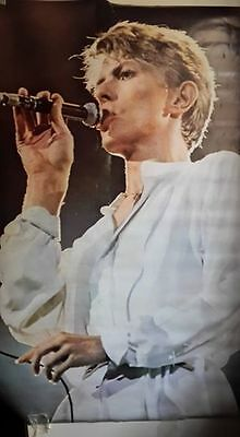 David Bowie poster 1978