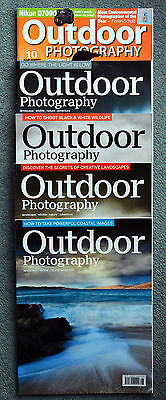 5 No. Outdoor Photography Magazines - All in good condition.