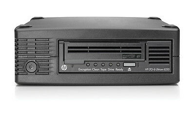 Quantum / HP LTO6 External HH SAS Drive With Warranty Same as EH970A