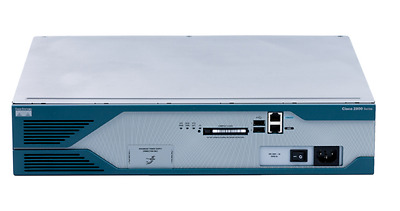 CISCO - CISCO2851 - 2851 w/ AC PWR,2GE,4HWIC,3PVDM,1NME-XD,2AIM,IP BASE,64F/256D