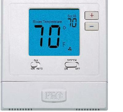 Thermostat Low Temp down to 25 degrees! - Pro#1IAQ - Great Garage Heater Stat!
