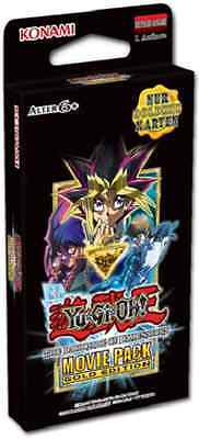 YUGIOH, The Dark Side of Dimensions Movie Pack 1st