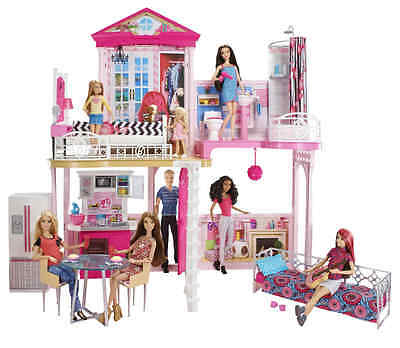 Barbie Doll My Style House By Barbie