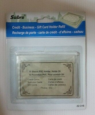 Credit - Business - Gift Card Holder Refill