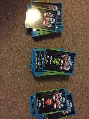 Match Attax 2015/16 Trading Cards
