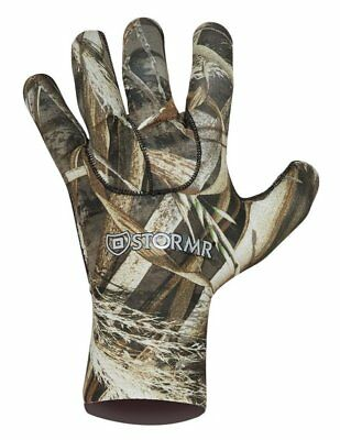 Stormr Men's Stealth Decoy Glove, Realtree Max-5, Camouflage XXL