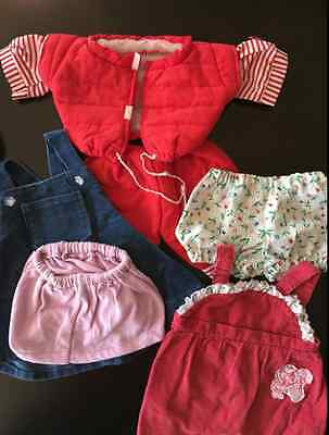 Cabbage Patch Doll Clothes (Unbranded Lot)
