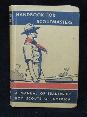 Boy Scout-Handbook for Scoutmasters-April 1941-Volume 2