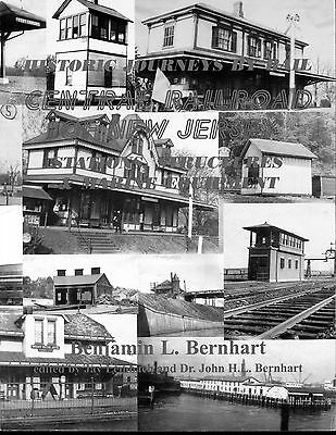 Central Railroad of New Jersey Stations, Structures & Marine Equipment