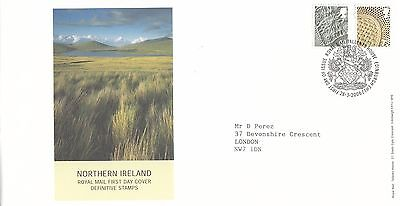 (96762) GB FDC Northern Ireland FDC 72p 44p Tallents 28 March 2006 NO INSERT