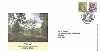 (96777) CLEARANCE GB England FDC £1.33 £1.00 Tallents 24 March 2015 NO INSERT