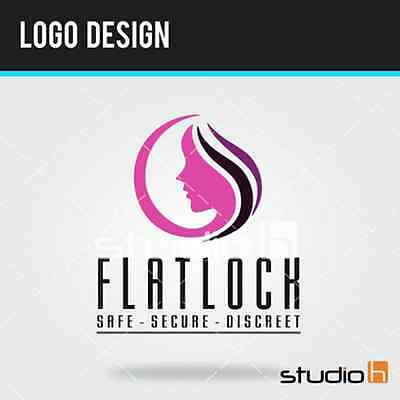 Professional Bespoke Custom Logo Design - Unlimited Revisions - 24HOURS