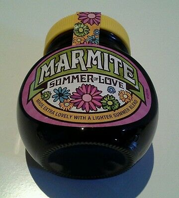 MARMITE new & sealed Summer of Love