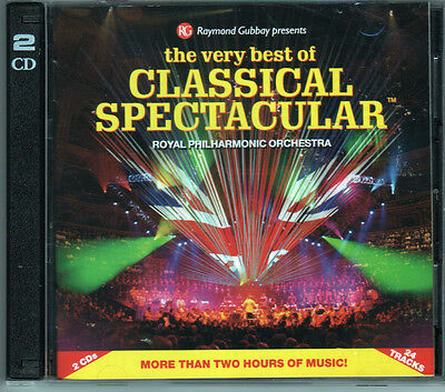 THE VERY BEST OF CLASSICAL SPECTACULAR - RPO - 2CDs