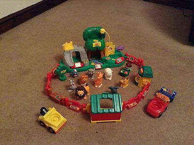 Fisher Price Little People Zoo With Sounds
