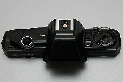 MINOLTA X300 TOP COVER / PLATE (other parts available - please ask)