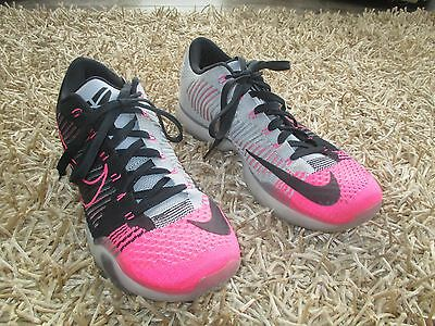 Nike Kobe 10 Elite Low South Beach Mambacurial Size 10