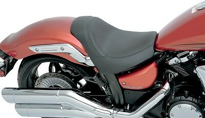 Z1R Smooth Low Profile Solo Seat `11-16 Yamaha XVS1300C Stryker 0810-1766