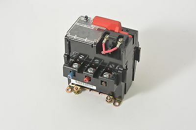 Square D Motor Logic Class 9065 Type SS220 Series D Solid State Overload Relay