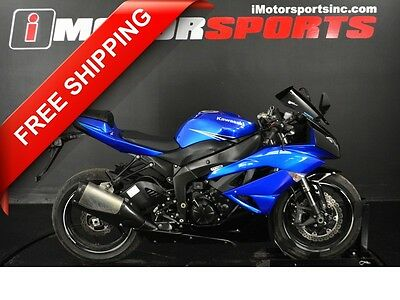 2011 Kawasaki Ninja  2011 Kawasaki Ninja ZX-6R Free Shipping w/ Buy it Now, Layaway Available