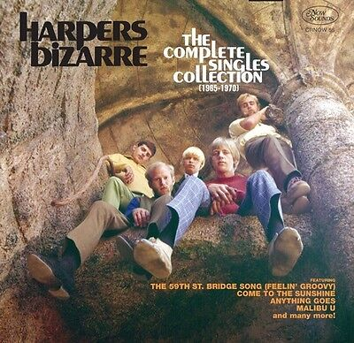 Harpers Bizarre - Complete Singles Collection 1965-70 [New CD] UK - Import