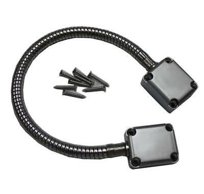 Silver Door Loop Wire Cable Protector for Mortise Mounted Access Control