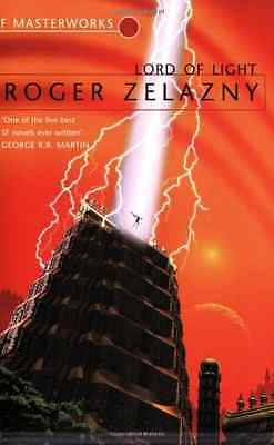 Lord Of Light (S.F. MASTERWORKS), Zelazny, Roger, Good Condition Book, ISBN 9781