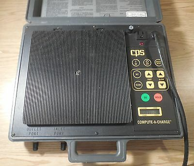 CPS Compute-A-Charge CC-800 Refrigerant Charging Scale
