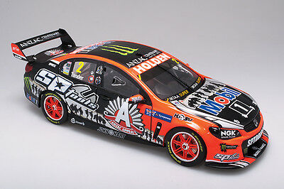 2015 HRT ANZAC Appeal Livery James Courtney 1:18 Biante Cars