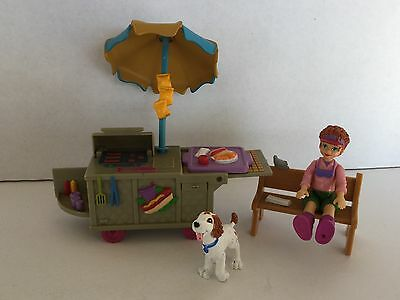 Fisher Price Sweet Streets Barbecue And Accessories