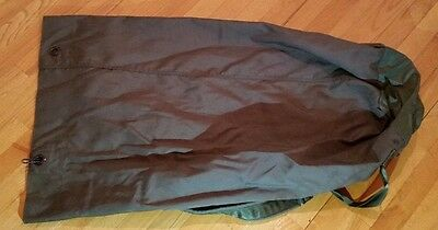 Olive Drab US Military Duffel Bag / Backpack, Bugout, INCH, Camping, Scouts