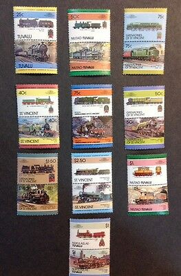 british colonies stamps