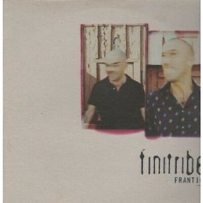 "FINI TRIBE Frantic 12"" VINYL UK Infectious 1997 4 Track Scissorkicks Mix"