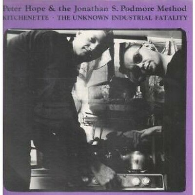 "PETER HOPE AND THE JONATHAN S.PODMORE METHOD Kitchenette 12"" VINYL UK Native"