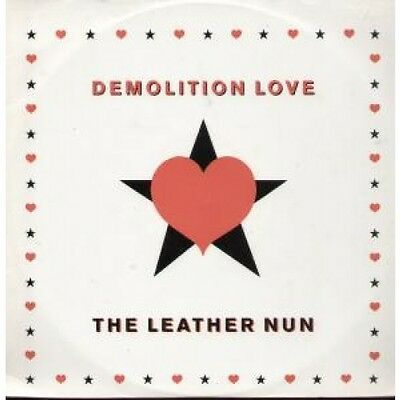 "LEATHER NUN Demolition Love 12"" VINYL Swedish Wire 1988 3 Track Full Length"