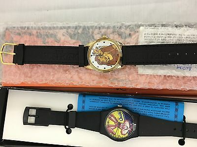 Lot 36 Vintage Watches Mostly New In Original Boxes