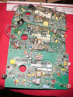 3 Used Whites Metal Detector Circuit Boards For Parts