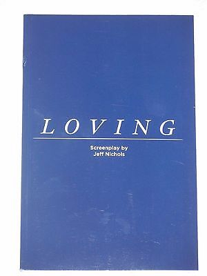 Loving : FYC Screenplay by Jeff Nichols