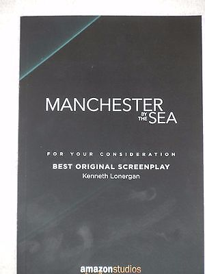 Manchester By The Sea Screenplay FYC Screenplay by Kenneth Lonergan