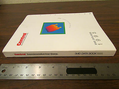 Central Semiconductor Corp. SMD Data Book 1995