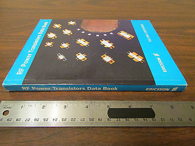 Ericsson RF Power Transistors Data Book 1996