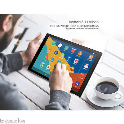 10.1'' 16GB Teclast X10 Tablet PC 3G Cellulare Octa core Android 5.1 Cellulare