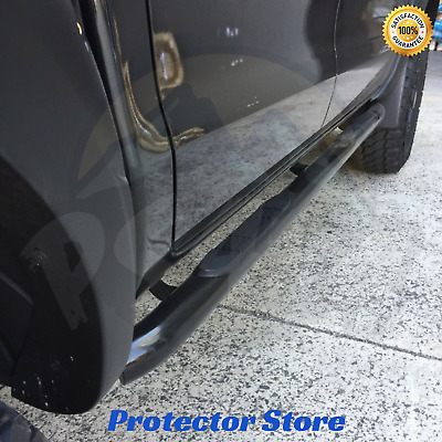 Aluminium Side Steps for Ford Ranger 2012-2016 Dual Cab Running Boards Sidesteps