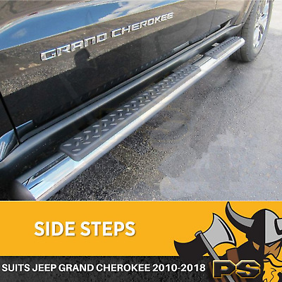 4 Inch Side Steps for Jeep Grand Cherokee 2011-2016 Running Boards Sidesteps