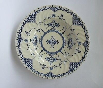 H. Aynsley Irons Tone England Soup Plate Porcelain Ceramic