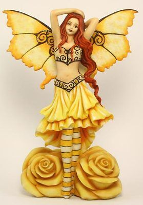 Azalea Flower Fairy - Amy Brown  Fairysite Collectible