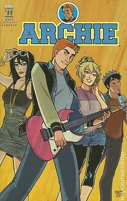 Archie (2015 2nd Series) #11B FN