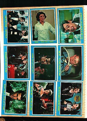 1976 Topps Happy Days 44 Cards Series 1  Set  Exellent Condition