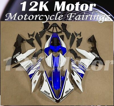 YAMAHA R1 YZF R1 2004 2005 2006 Fairings Set Fairing Kit Paint Job Bodywork 6